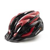 Capacete para Ciclismo MTB Inmold 2.0 Vermelho e Preto M BI176 1 UN Atrio