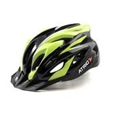 Capacete para Ciclismo MTB Inmold 2.0 Verde Neon e Preto M BI174 1 UN Atrio