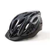 Capacete para Ciclismo com LED MTB 2.0 Cinza e Preto G BI171 1 UN Atrio