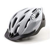 Capacete para Ciclismo MTB 2.0 Cinza e Branco G BI165 1 UN Atrio