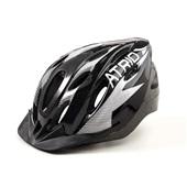 Capacete para Ciclismo MTB 2.0 Preto e Branco M BI158 1 UN Atrio