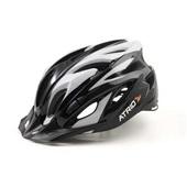 Capacete para Ciclismo MTB Inmold 2.0 Cinza M BI180 1 UN Atrio