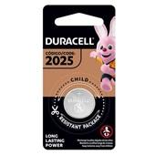 Bateria de Lítio 3V CR2025 1 UN Duracell