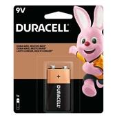 Bateria Alcalina 9V MN1604 1 UN Duracell