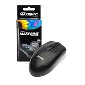Mouse com Fio Óptico USB Preto 606157 1 UN Maxprint