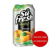 Suco Néctar de Pêssego 330ml 24 UN Sufresh