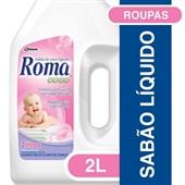 Sabão Líquido de Coco 2L 1 UN Roma Coco