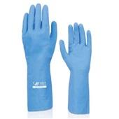 Luva Proteção Latex P Azul C.a 10695 1 Par Volk
