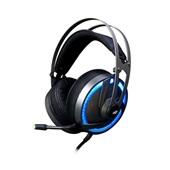 Headset Gaming Goshawk com Microfone Preto PH-G300SI 1 UN C3Tech