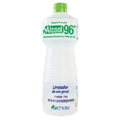 Álcool Líquido 96° 92,8° INPM 1L Agifácil