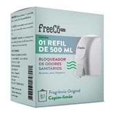 Bloqueador de Odores Sanitários Capim Limão Refil 500ml FreeCô