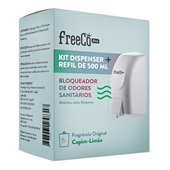 Dispenser + Refil Freeco 500 ML Kit