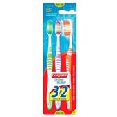 Escova Dental Extra Clean Média Leve 3 Pague 2 Colgate