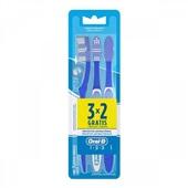 Escova Dental Limpeza Brilhante Média 2 UN Oral-B