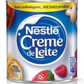 Creme de Leite 300g Lata 1 UN Nestlé