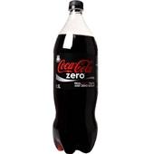 Refrigerante Coca Cola Zero 1,5L Garrafa