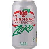Refrigerante Guaraná Antarctica Zero 350ml Lata