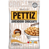 Amendoim Natural 150g 1 UN Pettiz