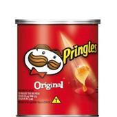 Batata Original 37g 1 UN Pringles