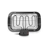 Churrasqueira Elétrica Gourmet 1800W 127V Preto 1 UN Multilaser