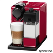 Cafeteira Lattissima Touch Vermelho 127V Nespresso