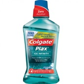Antisséptico Bucal Plax Ice Infinity Leve 500ml Pague 350ml 1 UN Colgate