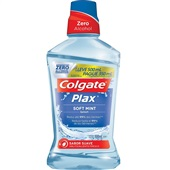 Antisséptico Bucal Plax Soft Mint Leve 500ml Pague 350ml 1 UN Colgate