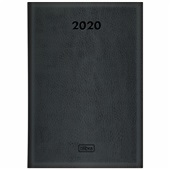 Agenda 2020 Executivo Torino 176 Folhas Preto 135x192mm 1 UN Tilibra