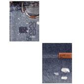 Agenda 2020 Jeans 123x166mm Sortidas 112 FL Tilibra