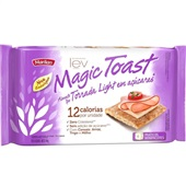 Torrada Magic Toast Light 144g 1 UN Marilan