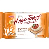 Torrada Magic Toast Integral 150g 1 UN Marilan