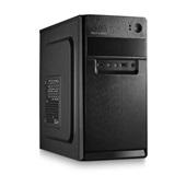 Gabinete Micro ATX com Fonte 200W 3 Baias Bivolt Preto GA168 Multilaser