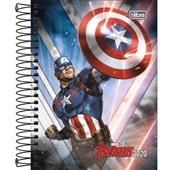 Agenda 2020 Avengers Espiral B 117x164mm 176 FL Tilibra