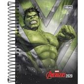 Agenda 2020 Avengers Espiral C 117x164mm 176 FL Tilibra