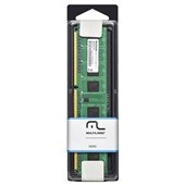 Memória Desktop 8GB DDR3 Udimm 1600Mhz MM810 1 UN Multilaser