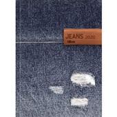 Agenda 2020 Jeans A 123x166mm 112 FL Tilibra