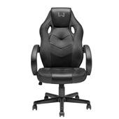 Cadeira Gamer Warrior Basculante 15° até 120Kg PretO GA182 1 UN Multilaser