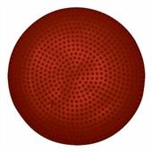 Disco de Equilíbrio Inflável com Bomba PVC Vermelho ES235 1 UN Atrio