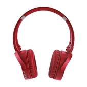 Headphone Premium Bluetooth Vermelho 1 UN Multilaser