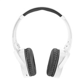Headphone Premium Bluetooth Branco 1 UN Multilaser