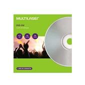 DVD-RW Velocidade 04X 25 UN Multilaser