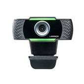 WebCam Maeve HD 1080P USB Lente 5P Preto 1 UN Warrior