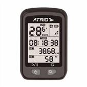 GPS Iron para Ciclismo 1 UN Preto Atrio