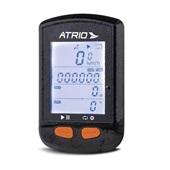 GPS Steel para Ciclismo com Sensor de Cadência Compatível com Cinta Cardíaca Preto 1 UN Atrio
