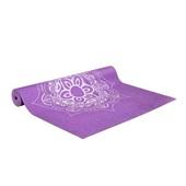 Tapete de Yoga Premium com Estampa Mandala Roxo ES219 1 UN Atrio