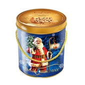 Panettone Chocolate Lata Decorativa 400g Santa Edwiges
