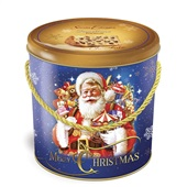 Panettone Chocolate Lata Decorativa 750g Santa Edwiges