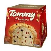 Panettone Frutas 400g 1 UN Tommy