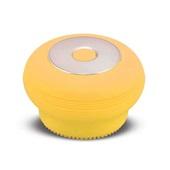 Escova Sônica para Limpeza Facial Bella Mini Recarregável Amarelo HC186 Multilaser