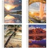 Agenda 2020 Link Natureza Espiral 130x175mm Sortidas 176 FL Foroni